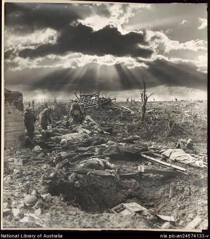 First Battle for Passchendaele