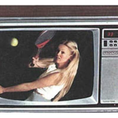 historia del televisor timeline