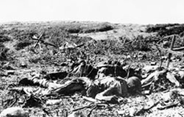 Battle of Lone Pine Ends