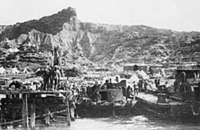 Suggestion to Evacuate Gallipoli