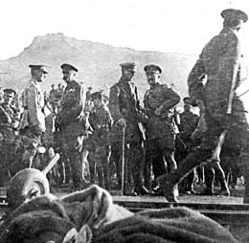 Decision Made to Evacute Gallipoli