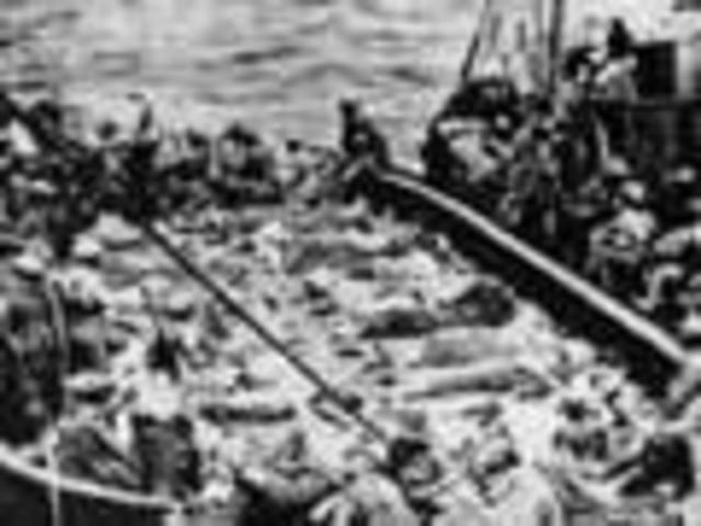 End of Gallipoli Campaign
