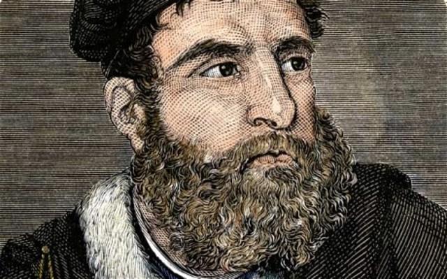 Marco Polo was born