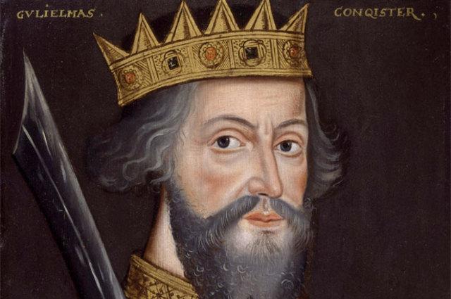 William the Conqueror was born