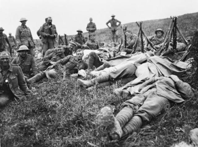 Battle of Somme starts