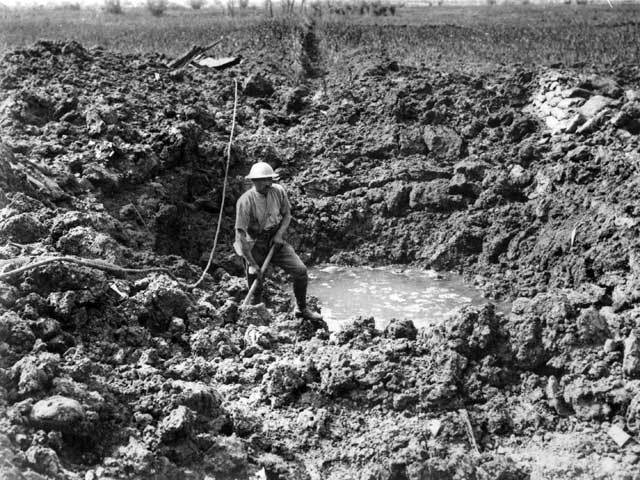 Battle of Fromelles started