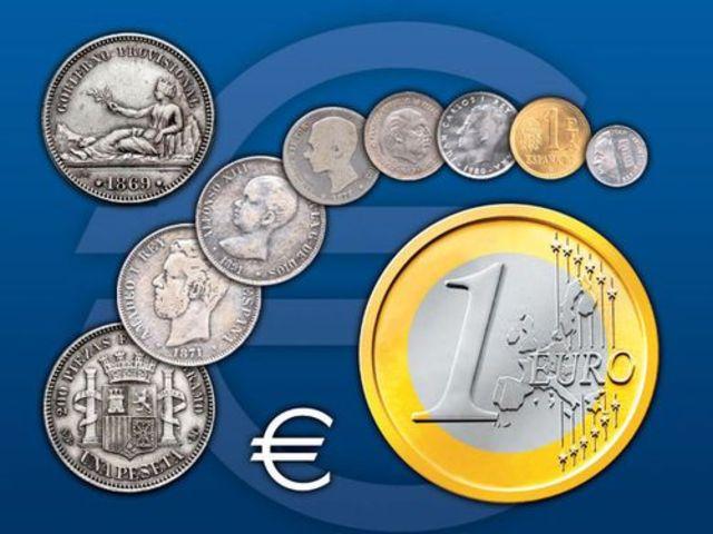 El euro sustituye la pelota.