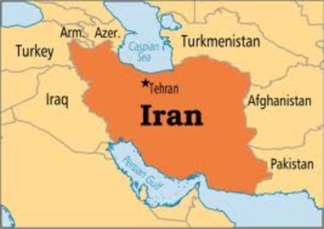Persia Becomes Iran