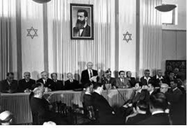 Israeli Declaration of Independence