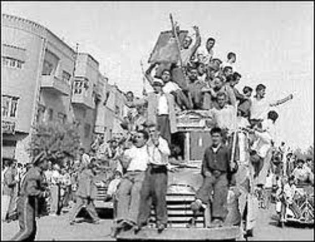 1953 Iranian Coup