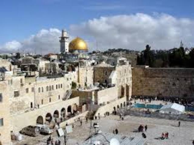 JERUSALEM IDENTIFICATION