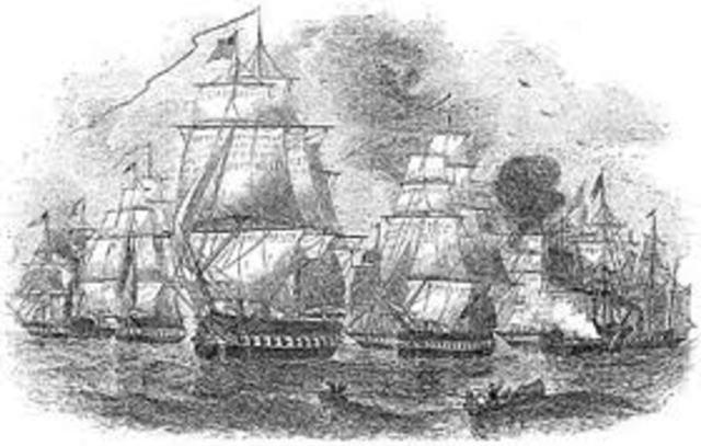 U.S. Naval Fleet