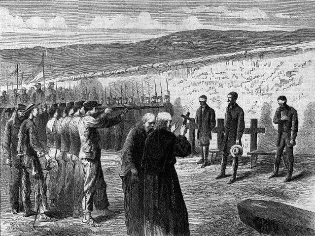 Muerte de Maximiliano de Hubsburgo