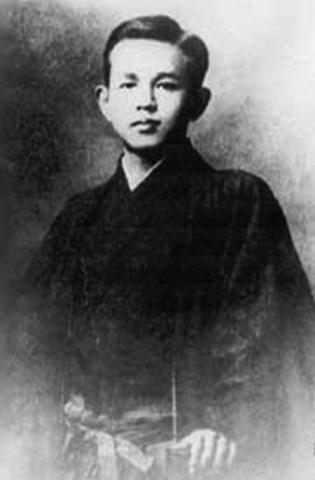 JAPAN: Ishikawa Takuboku veröffentlicht Ichaku no Suna
