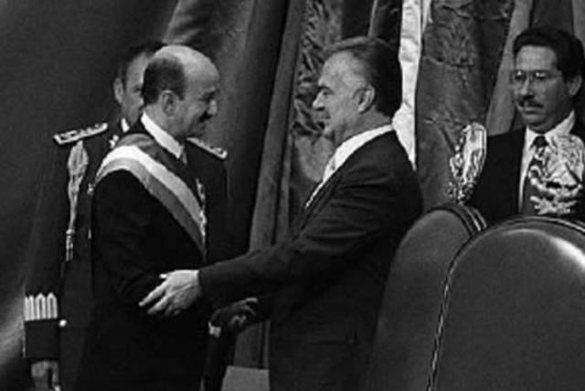 Miguel de la Madrid denuncia a Salinas.