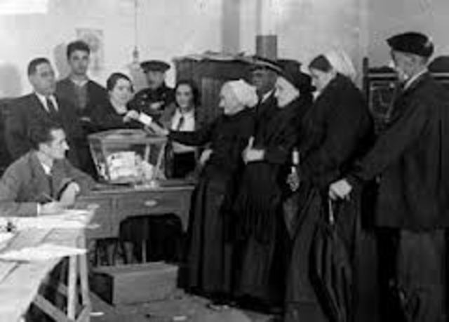 Se redacta y se aprueba en referéndum la Constitución española vigente en la actualidad.