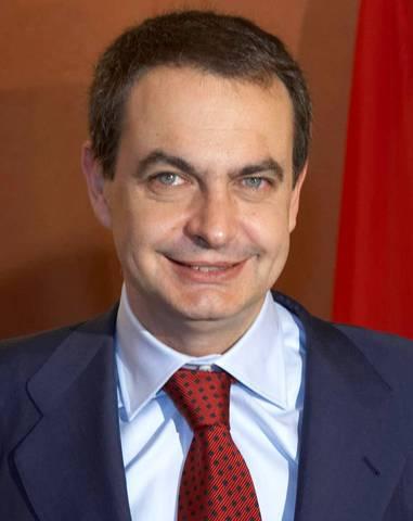 José Luis Rodríguez Zapatero al frente del PSOE