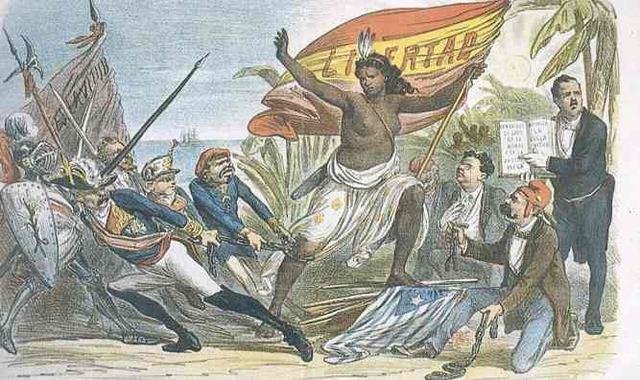 ESPAÑA PIERDE CUBA Y FILIPINAS LAS ÚLTIMAS COLONIAS.