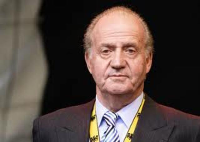 Juan Carlos I es proclamado rey de España.