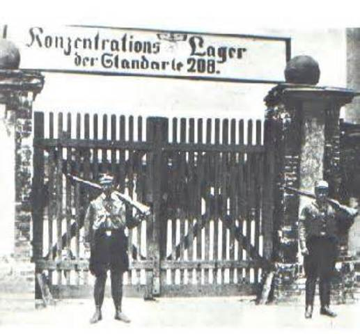 First concentration camp opened at Oranienburg outside Berlin.