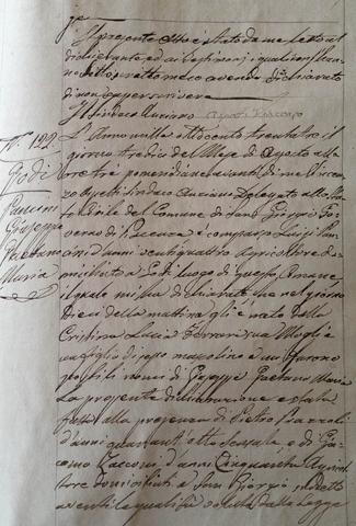 Giuseppe Gaetano Maria Pancini
