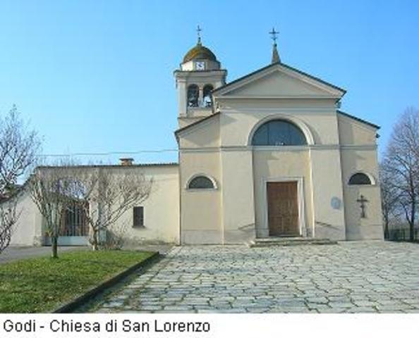 Chiesa di Godi