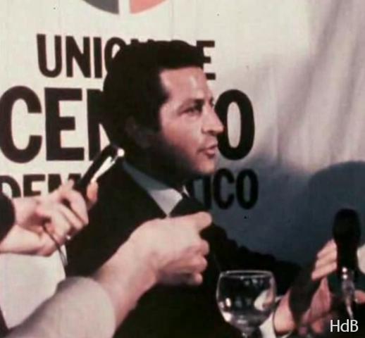 LA UCD, CON ADLFO SÁUREZ AL FRENTE, GANA LAS ELECCIONES GENERALES