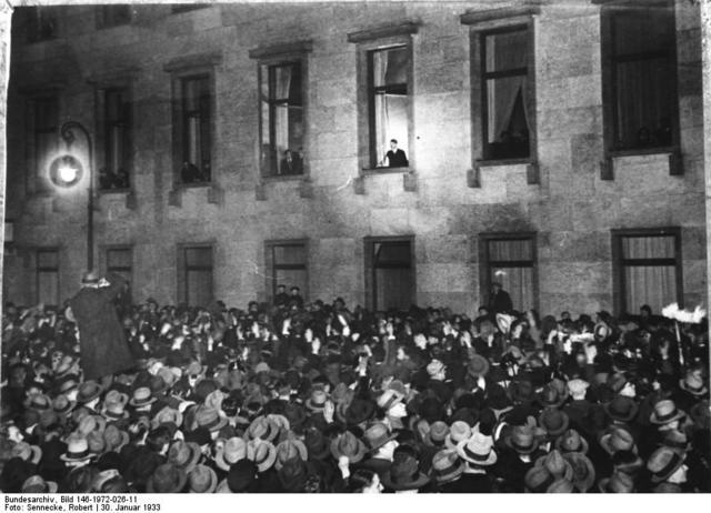 Hitler Apointed Chancellor