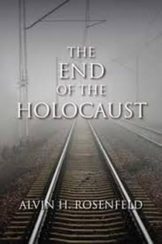 End of the Holocaust