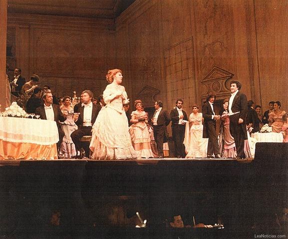 De l'òpera barroca a la clàssica