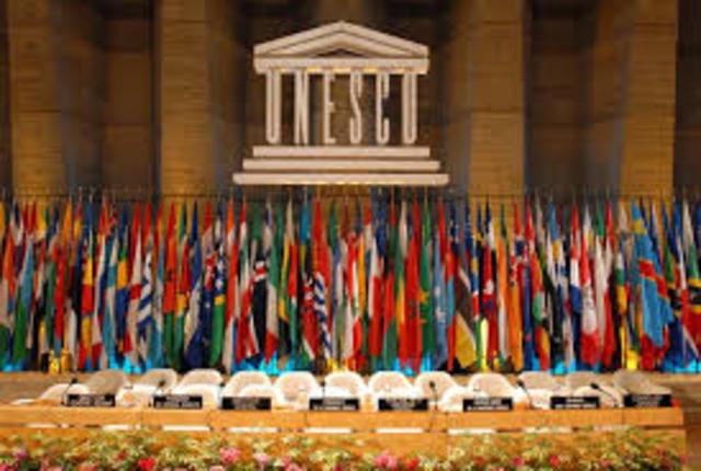 España es admitida en la UNESCO