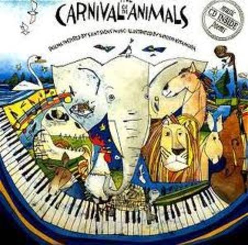 """Compoon la Simfonia núm.3 i """"El carnaval dels animals"""""""