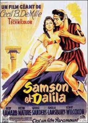 S'estrena l'òpera Samsó i Dalila