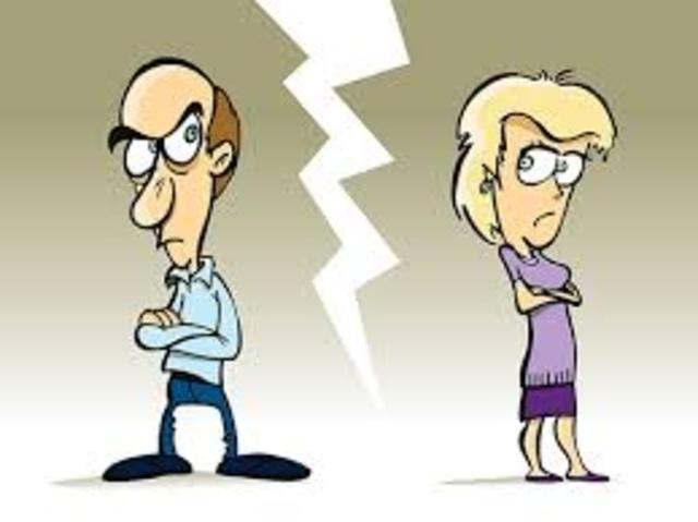 Va abandonar la seva dona, i s'ha descobert que va ser perquè mantenia relacions homosexuals