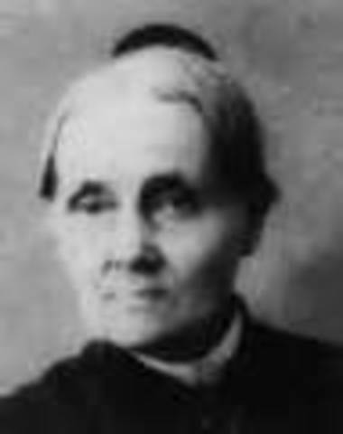 Hannah Milhous Nixon