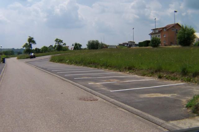 Parking rue du stade