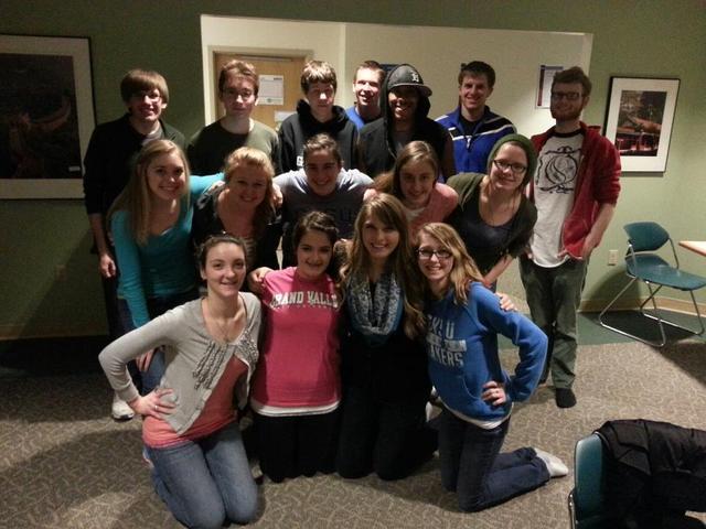 Last Small Group Bible Study