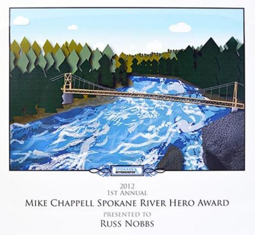 1st Annual River Hero Award