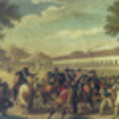 Se produce el motín de Aranjuez