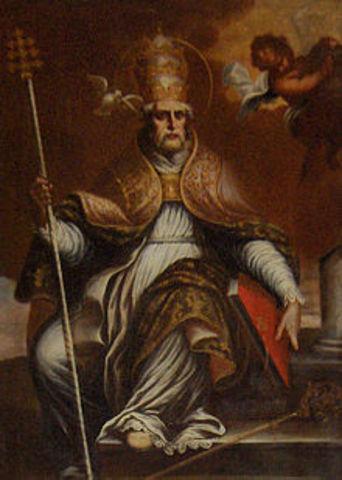 Naixement de Papa Gregori