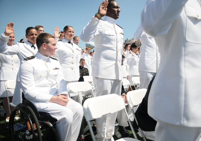 First Military Disability Law