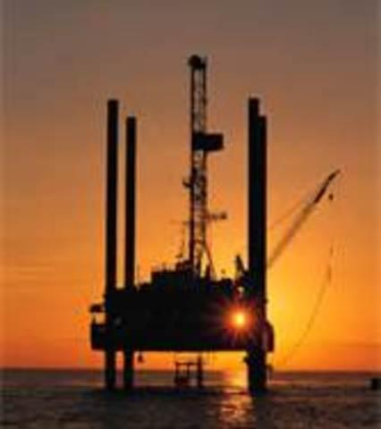 OIL RIG LEAKS