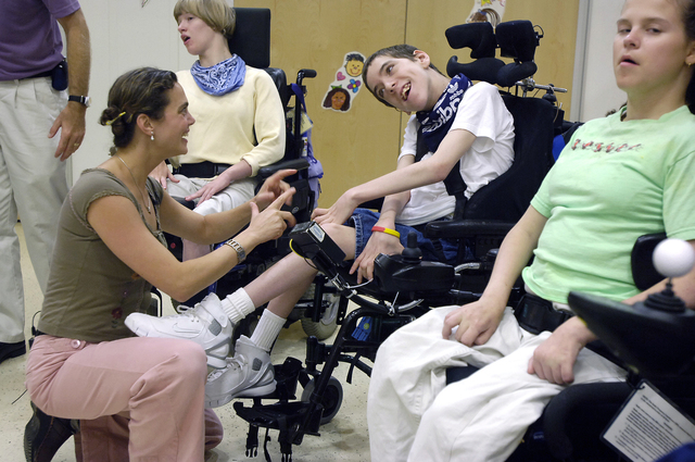 Cerebral palsy documented
