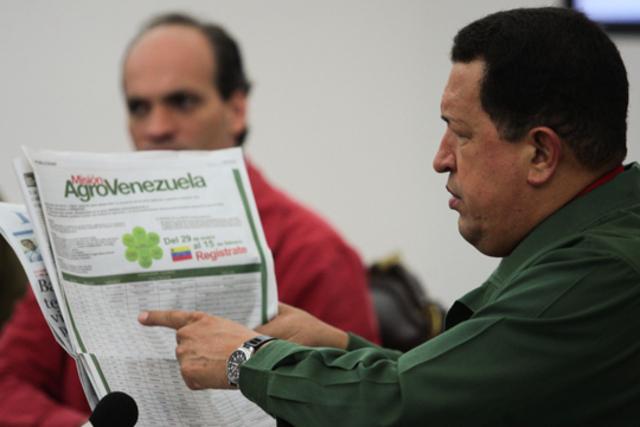 Arrancó Misión Agro-Venezuela con censo nacional de productores