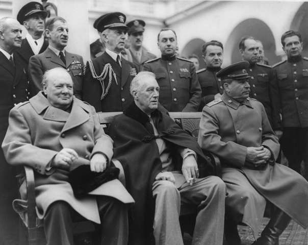 Topmøde i Jalta