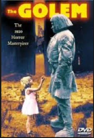 'First Monster Movie released'- The Golem