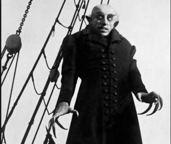 Very First Vampire film released- Nosferatu