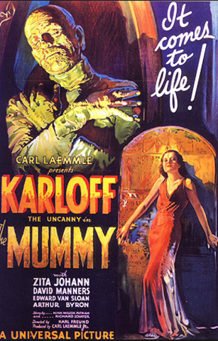 Release of The Mummy