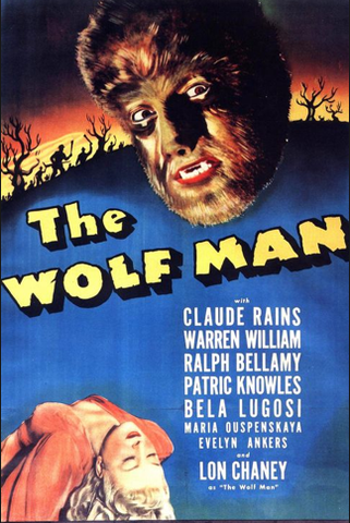 Release of The Wolf Man