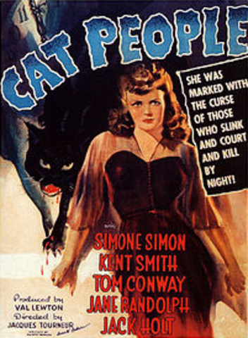 Release of Cat People